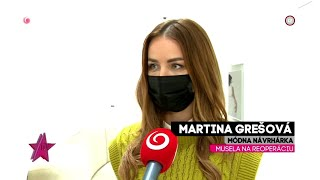 Martina Grešová – Topstar