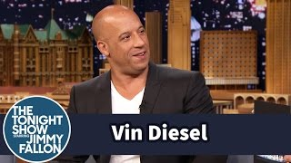 Vin Diesel Says I Am Groot in Multiple Languages - Video Youtube