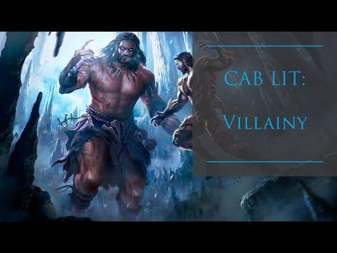 CAB LIT Villainy