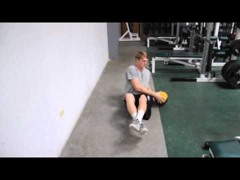 Medicine Ball 1 2 3 Throw