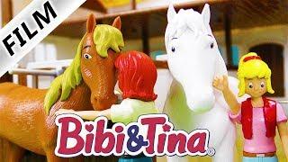 BIBI & TINA FERIEN AUF DEM MARTINSHOF Film deutsch - Bibi lernt Pferd Sabrina kennen | Craze