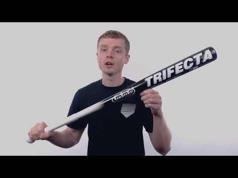 Review: BamBooBat Trifecta Wood Slow Pitch Softball Bat (TRI-HWBB)