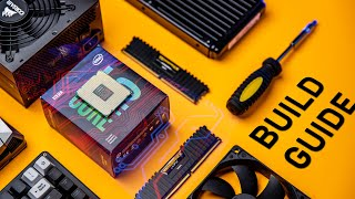How To Build A Gaming PC   Beginners Guide