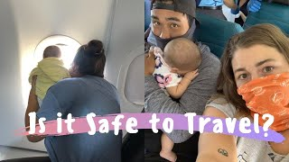 Traveling During COVID-19: IS IT SAFE TO FLY? | Sophia Kerr