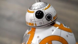 Sphero's Star Wars BB-8 Droid | Demo