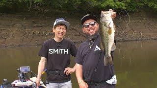#333陽気なバスアングラーが興じる拘りの釣り~好釣果に湧き立つ千葉のダム湖~