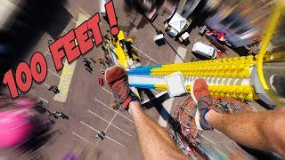 Riding Crazy Fair Rides! [Arizona State Fair Vlog]