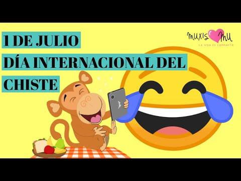Día internacional del Chiste 2020