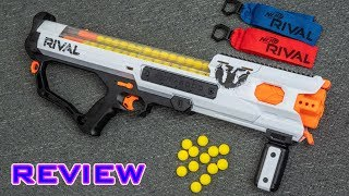 [REVIEW] Nerf Rival Hades XVIII-6000 | 60 Round Capacity!