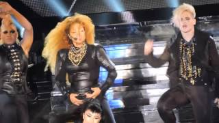 JANET JACKSON UNBREAKABLE TOUR LA - INTRO BURNITUP! NASTY FEEDBACK MISS YOU MUCH ALRIGHT YOU WANT TH