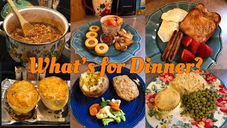 What's for Dinner?| Family Meal Ideas| September 17-23, 2018