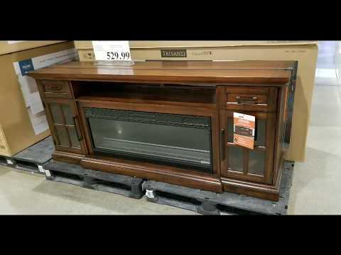 Costco Tresanti 78 Fireplace Infrared Tv Console 529