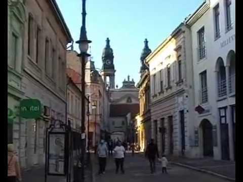 Szülővárosom: Pápa