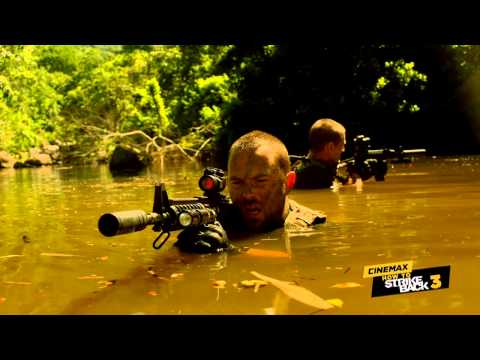 Strike Back Season 3: How to Act in Shit (Cinemax)