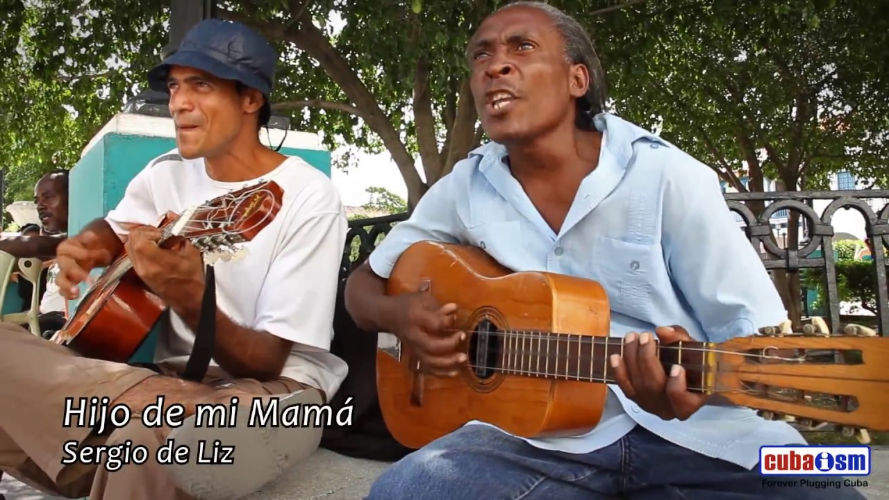 Sergio de Liz - Hijo de mi Mama - Cuba - 016v01
