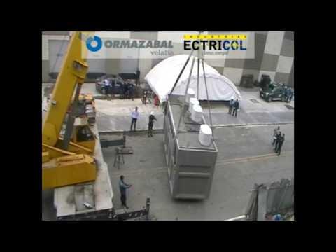 Industrias Ectricol present at the José María Córdoba airport of Rionegro