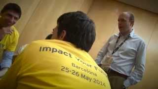 EY IMPACT YOUR FUTURE BARCELONA 2014
