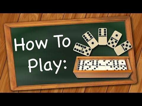 How to Play: Dominoes