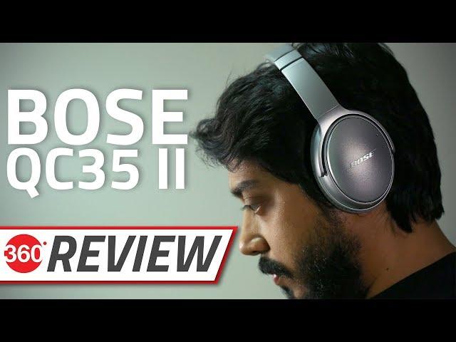 68b4372e2da Bose QC35 II Review | NDTV Gadgets360.com