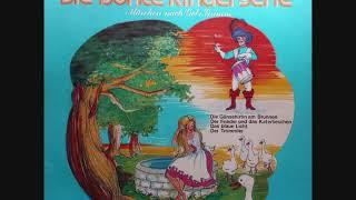 Die Gänsehirtin Am BrunnenDer Frieder Und Das Katerlieschen