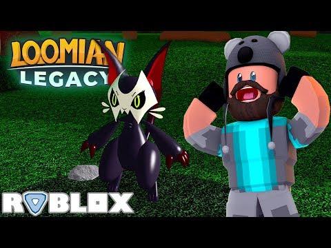 I Caught A Wild Duskit Loomian Legacy 3 Roblox