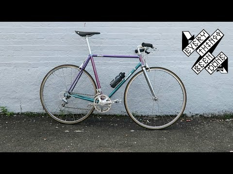 Chasing a Titanium Track bike around New York on baller loaner bike featuring Wilis Johnson