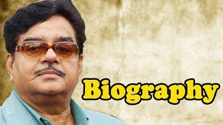 Shatrughan Sinha Biography | शत्रुघ्न सिन्हा की जीवनी | Life Story of Bollywood Actor |Unknown Facts