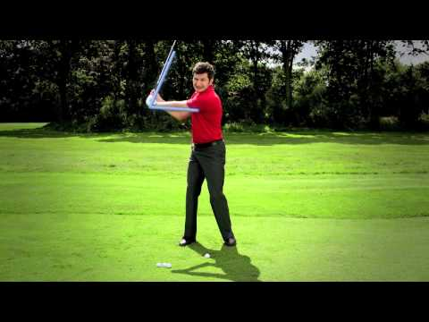 technique drive golf