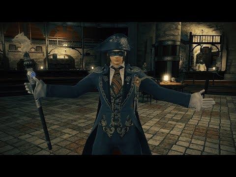 Mage Bleu de Final Fantasy XIV: A Realm Reborn