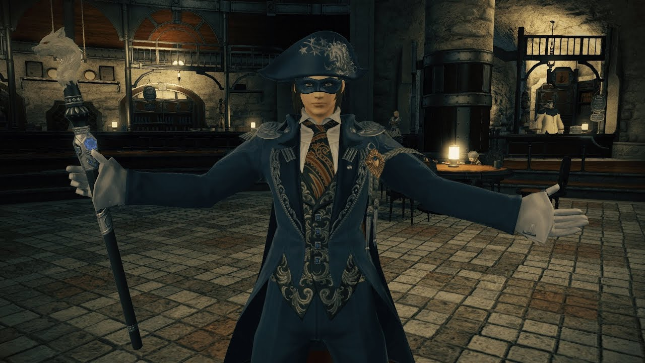 Arriva il Blue Mage in Final Fantasy XIV