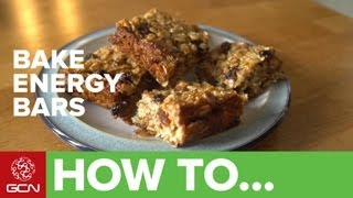 How To Make Energy Bars - GCNs Food For Cycling