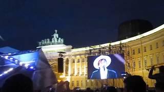 Мумий Тролль - Владивосток 2000, Алые Паруса 2017, Санкт-Петербург Дворцовая площадь