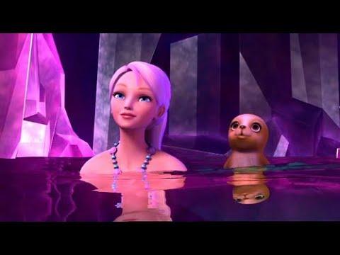 Opening to Barbie in A Mermaid Tale DVD Menu U.S.A
