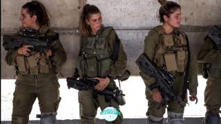 กองพัน Caracal สุดยอดทหารหญฺิงอิสราเอล