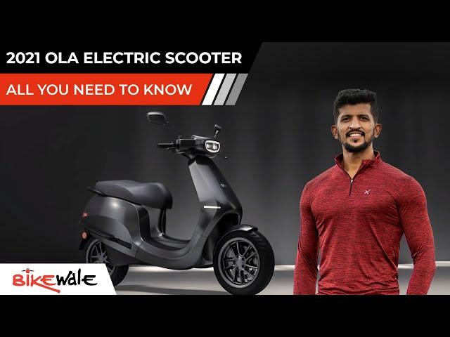 Ola Electric Scooter Price, Colours, Launch Date & Booking | ALL YOU NEED TO KNOW | BikeWale