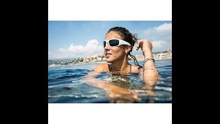 OhO Sunshine Waterproof 1080P Video Sunglasses