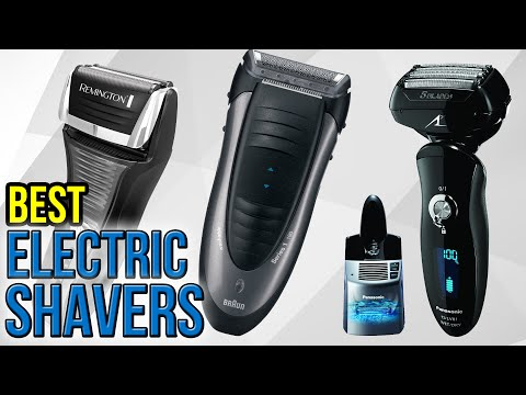 10 Best Electric Shavers 2017