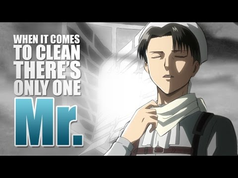 [SnK Crack] Levi | Mr. Clean (Parody)