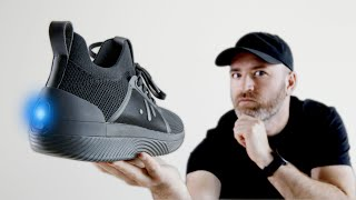 """These Futuristic Shoes Let You """"Feel"""" Sound"""