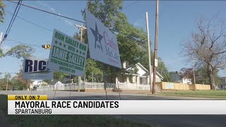 Candidates for next Spartanburg mayor discuss goals, what's next for campaigns