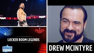 Locker Room Legends: Drew McIntyre | The Scottish Warrior on Big E's inhuman strength