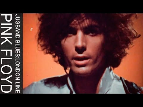 Pink Floyd - Jugband Blues (London Line Promo Video, 1967 London)
