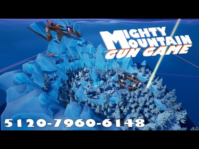 • MIGHTY MOUNTAIN • Gun Game