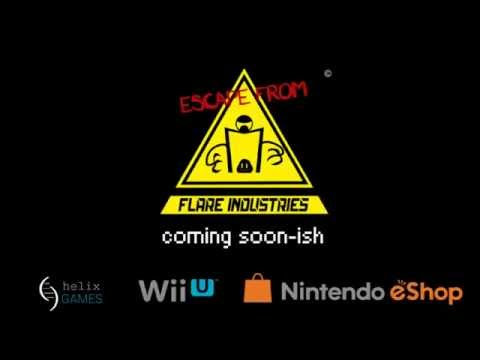 Escape From Flare Industries - Wii U eShop thumbnail