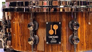Sonor - One Of A Kind Snare Drums Bocote And Cocobolo
