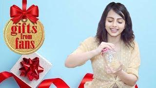 Shrenu Parikh Aka Gauri From Ishqbaaz Receives Gifts From Fans | Exclusive
