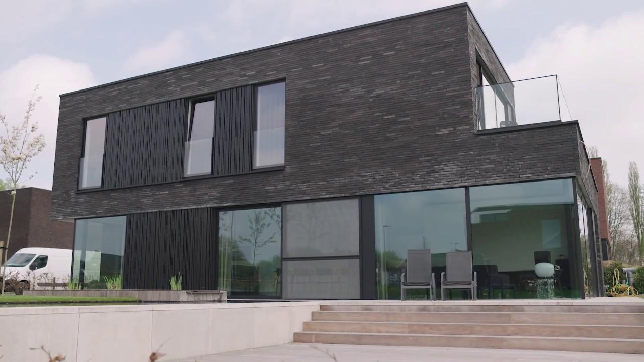 Klassevolle villa in strak moderne stijl quoon be