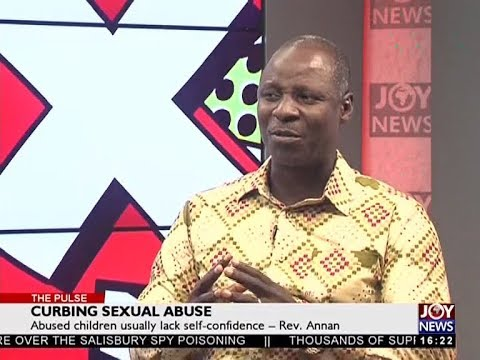 Curbing Sexual Abuse - The Pulse on JoyNews (6-4-18)