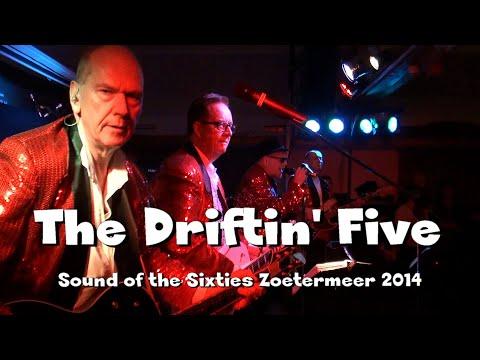 Driftin' Five -  Sound of the Sixties - maart 2015