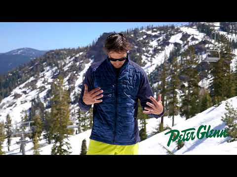 2018 Helly Hansen Lifa Loft Hybrid Insulator Ski Jacket Review By Peter Glenn